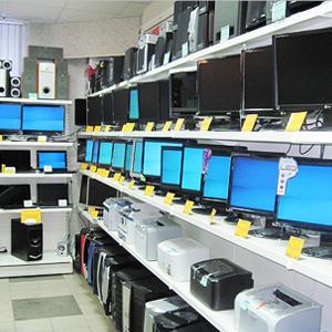 Компьютерные магазины Славянки
