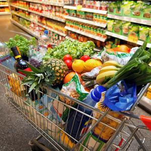 Магазины продуктов Славянки