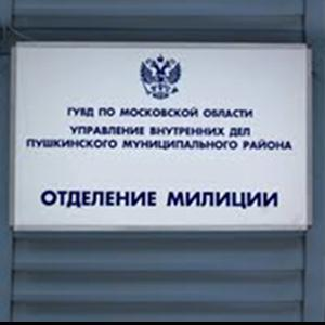 Отделения полиции Славянки