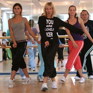 Школы танцев Славянки