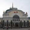 Железнодорожные вокзалы в Славянке