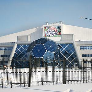 Спортивные комплексы Славянки